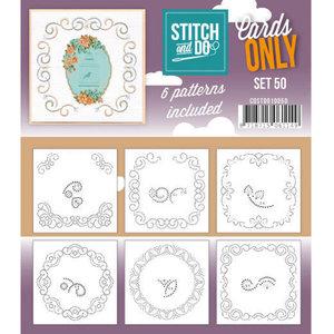 COSTDO10050 Cards only Stitch 50