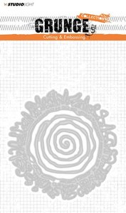 Studio Light Embossing Die Grunge Collection 2.0 nr.176 STENCILSL176