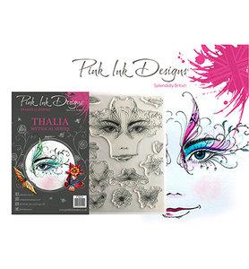 PI023 Pink Ink Designs - A5 – Clear Stamp – Thalia
