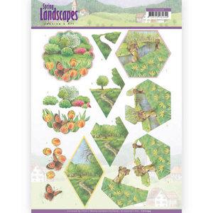 CD11294 3D knipvel - Jeanine's Art - Spring Landscapes - Meadows