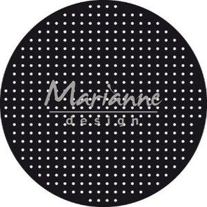 Marianne D Craftable Cross stitch cirkel CR1465 86mm