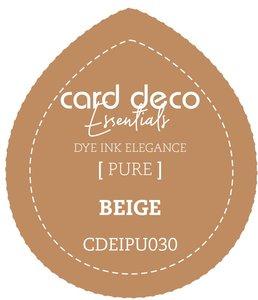 Card Deco Essentials Fade-Resistant Dye Ink Beige
