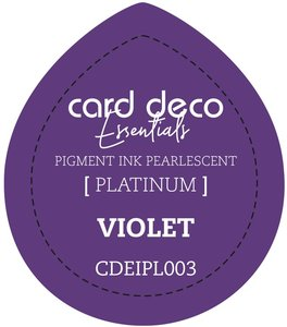 Card Deco Essentials Fast-Drying Pigment Ink Pearlescent Violet