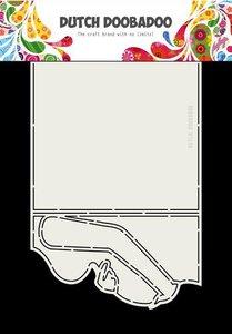 Dutch Doobadoo Card art zwanger 250 x 160mm 470.713.712