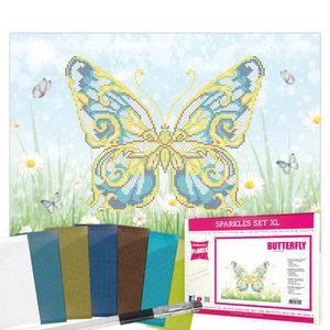 Sparkles Set XL Butterfly