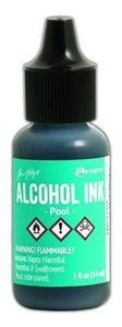 Ranger Alcohol Ink 15 ml - pool TAB25504 Tim Holz