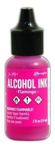 Ranger Alcohol Ink 15 ml - flamingo TAL52586 Tim Holz