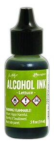 Ranger Alcohol Ink 15 ml - lettuce TIM22077 Tim Holz
