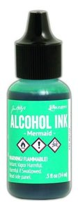 Ranger Alcohol Ink 15 ml - mermaid TAL40729 Tim Holz