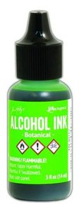 Ranger Alcohol Ink 15 ml - botanical TAL40712 Tim Holz
