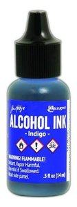 Ranger Alcohol Ink 15 ml - indigo TAL40705 Tim Holz