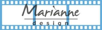 Marianne D Creatable Filmstrip LR0604 119x36 mm