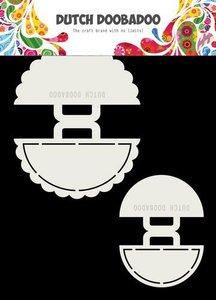 Dutch Doobadoo Card art 2x Strand Tasjes 9x11cm 470.713.720