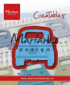 Marianne D Creatable Fiat LR0609 50,5x47,5mm