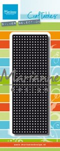 Marianne D Craftable Cross stitch border CR1473 131,5x47,5mm